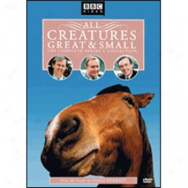 All Creatures Great And Small Series 5 Dvd