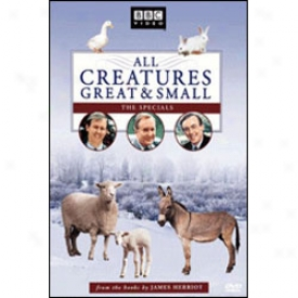 All Creatures Great And Small The Spceials Dvd