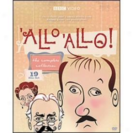 Allo 'allo! Complete Series Dvd
