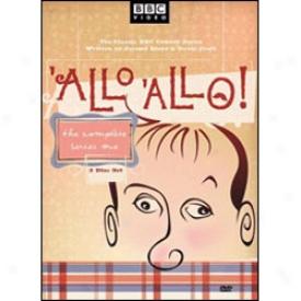 Allo 'allo! Series 1 Dvd