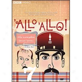 Allo 'allo! Series 7 Dvd