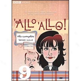 Allo 'allo! Series 9 Dvd