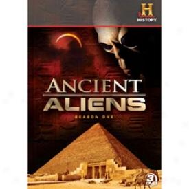 Ancient Aliens: Season One Dvd Or Blu-ray