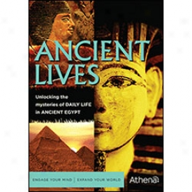 Ancient Lives Dvd