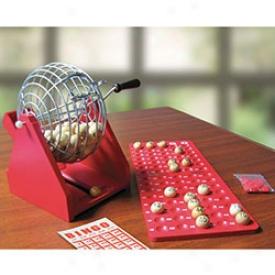 Antique Style Bingo