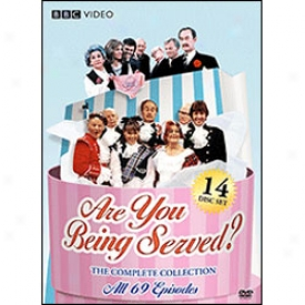 Are You Being Served? The Complete Collection Dvd