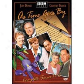 As Time Goes By Seri3s 1 & 2 Dvd