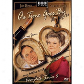As Time Goes By Series 5 Dvd