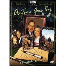As Time Goes By Series 6 Dvd