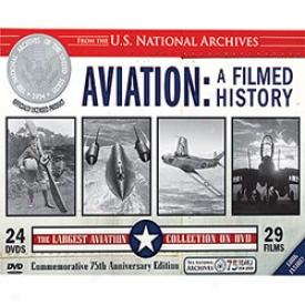 Aviation: A Filmed History Dvd