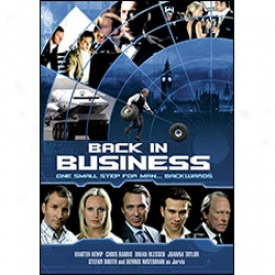 Back In Business Dvd