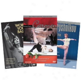 Baryshnikov Collection Dvd