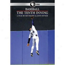 Baseball The Tenth Inning Dvd Or Blu-ray