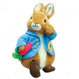 Beatrix Potter Plush Collectible: Peter Rbbit