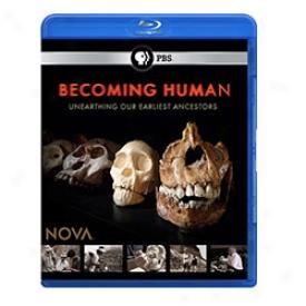 Becoming Human Dvd Or Blu-ray