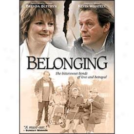 Belonging Dvd