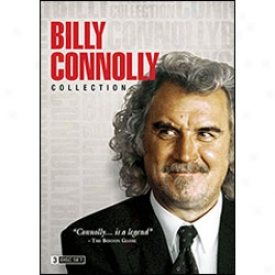 Billy Connolpy Collection Dvd