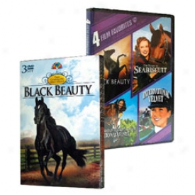 Black Beauty Collection Dvd