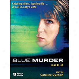 Blue Murder Set 3 Dvd