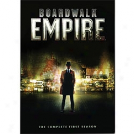 Boardwalk Empire The Ckmplete Foremost Season Dvd