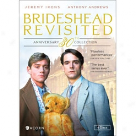 Brideshead Revisited 30th Yearly  Edition Dvd