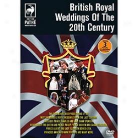 British Royal Weddings 20tu Cen