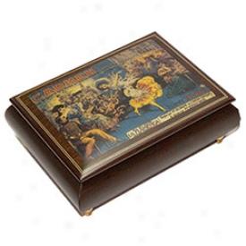 Carmen Music Box