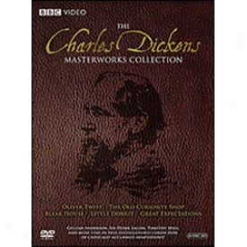 Charles Dickens Masterworks Collection Dvd