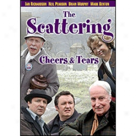 Cheers & Tears The Scattering Dvd