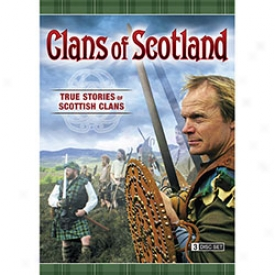 Clans Of Scotland Dvd