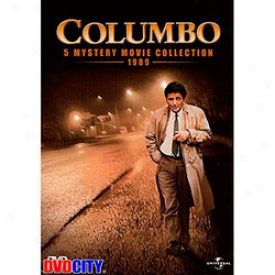 Columbo Mystery Movie Collection 1989 Dvd