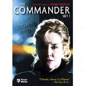 Commander Set 1, The Dvd