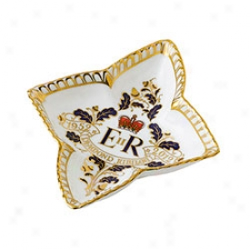 Commemorative Queen's Diamond Jubilee China Tray
