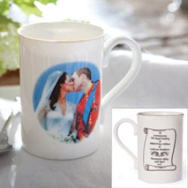 Commemorative Imperial Wedding Mug