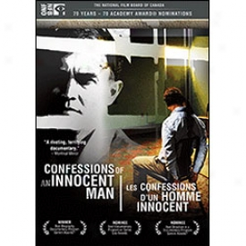 Confessions Of An Innocent Man Dvd
