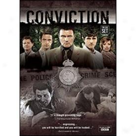 Conviction Series 1 Dvd