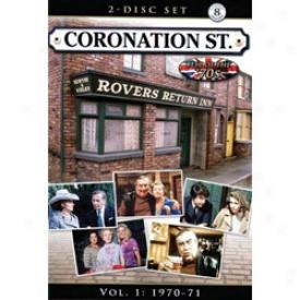Coronation Road '70s Volume 1 1970-1971 Dvd