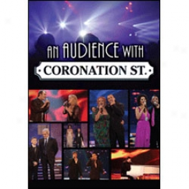 Coronation Street An Hearing With Coronation Street Dvd