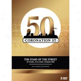Coronatn Street Strs Of Street