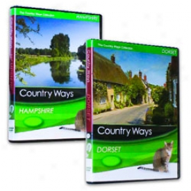 Nation Ways Dorset And  Hampshire Dvd
