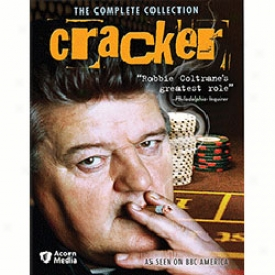 Cracker The Complete Collection Dvd