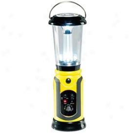 Crank Power Multi-function Lantern