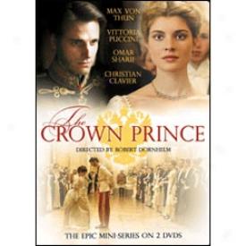 Crown Prince, The Dvd