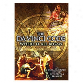 Da Vinci Code Whefe It All Began Dvd