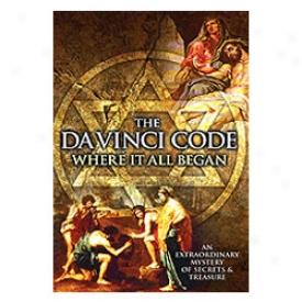 Da Vinci Code Whefe It All Began Dvd