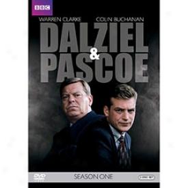 Dalziel & Pascoe Season 1 Dvd