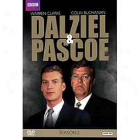 Dalziel & Pascoe Season 2 Dvd