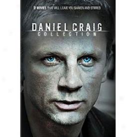 Daniel Craig Collection Dvd
