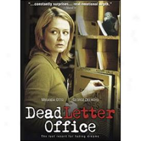 Dead Letrer Office Dvd