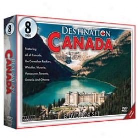 Destination Canada Dvd